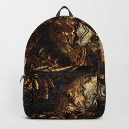Go back to skull Backpack