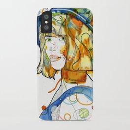 Portraits, Ann. iPhone Case