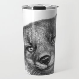 Fox Cub G139 Travel Mug