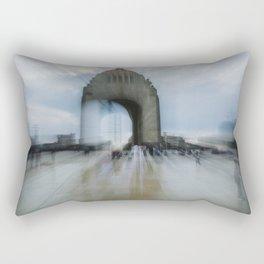 Monumento Rectangular Pillow