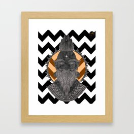 Ohen Framed Art Print