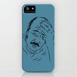 Current Mood iPhone Case