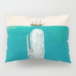 The Whale - Full Length - Option Pillow Sham