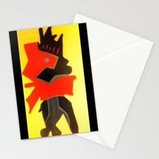 inner battle Stationery Cards