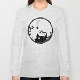 Familiar and Friend Up Close Long Sleeve T-shirt