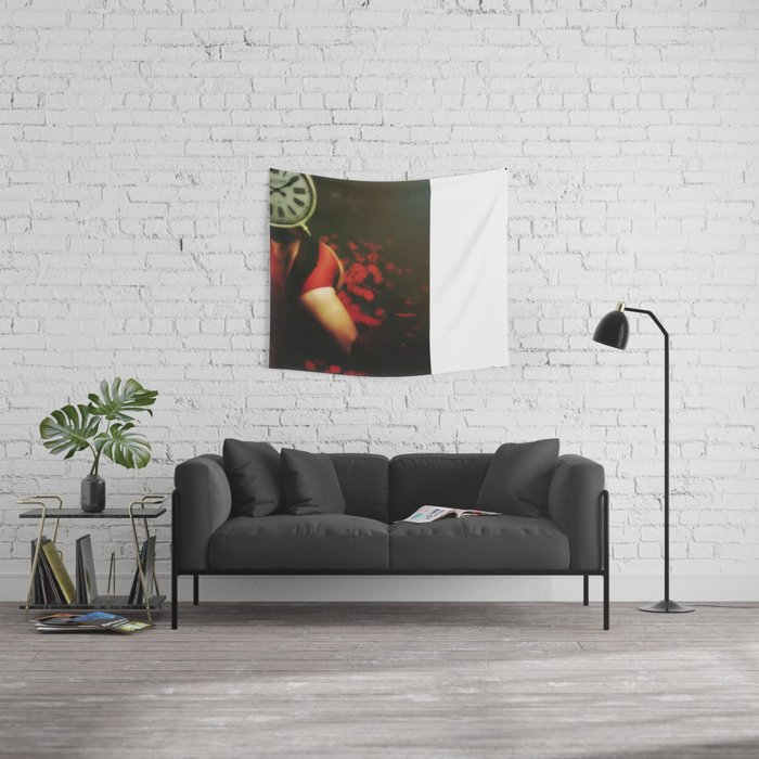 Crawling Back To You Wall Tapestry