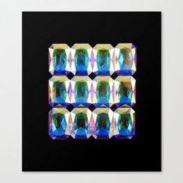 Aurora Full Blown Canvas Print