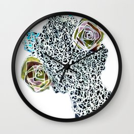 Thing Other 1/2 Wall Clock