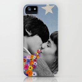 That Kiss iPhone Case