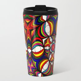 infinite eyes Travel Mug