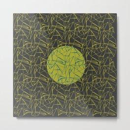 Tessellate Metal Print