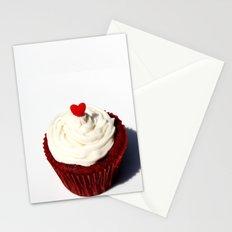 Red Velvet Stationery Cards