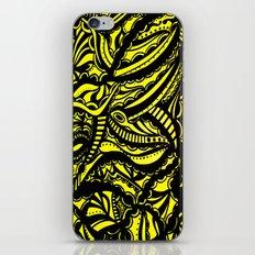 Yellow Lover iPhone & iPod Skin