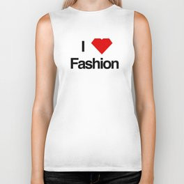 I heart Fashion Biker Tank