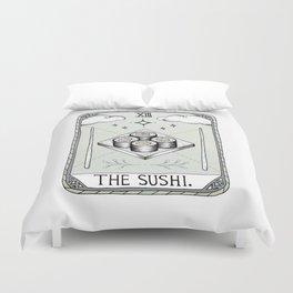 The Sushi Duvet Cover