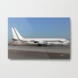 Honeywell Boeing B-720 Metal Print