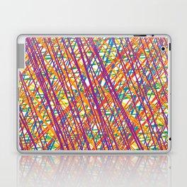 Scribble Crazy Laptop & iPad Skin