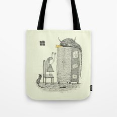'There You Are!' Tote Bag