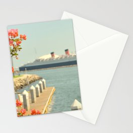 Flowers for the Queen Stationery Cards