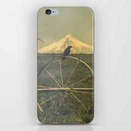 Jefferson Raven II iPhone Skin