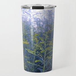 Blue Goldenrod Travel Mug