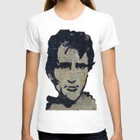 kerouac T-shirts featuring Jack Kerouac: Get On The Beat  by Emily Storvold