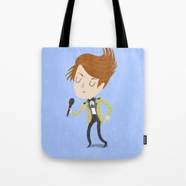 La Roux Tote Bag