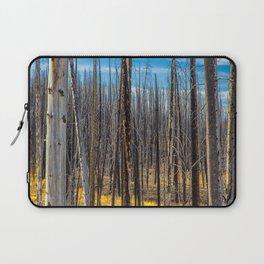 Standing Trees Laptop Sleeve