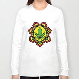 holy leaf Long Sleeve T-shirt