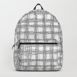 woven cables Backpack