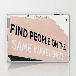 same wave ii Laptop & iPad Skin
