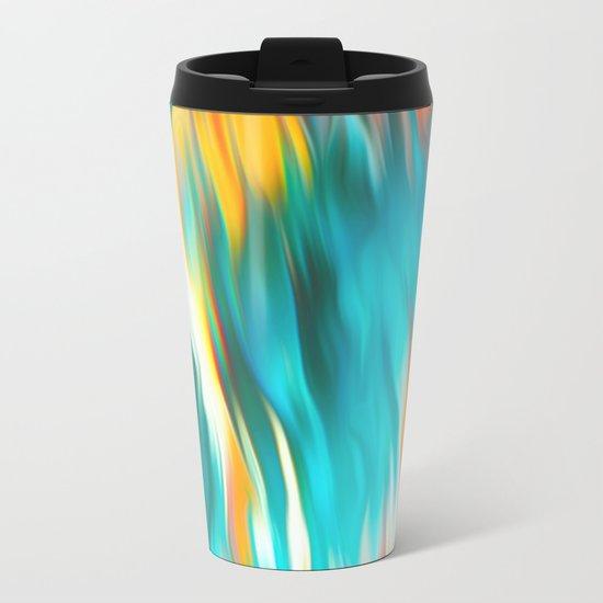 Chioma Lee Metal Travel Mug