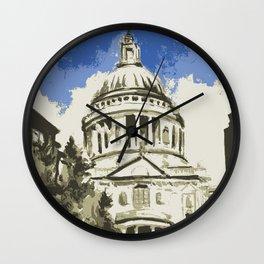 Saint Paul's Cathedral London Wall Clock