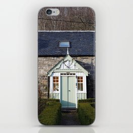 The House - Scotland iPhone Skin