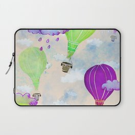 Go Where The Wind Blows Laptop Sleeve