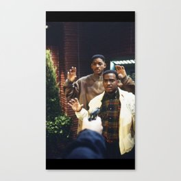 Will and Carlton Canvas Print