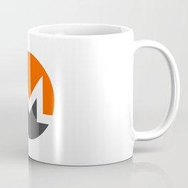 Monero (with text) Coffee Mug