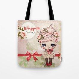 Whippita - A sweet little girl Tote Bag