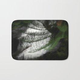 Fern filtering Waterfall Bath Mat