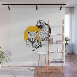 Predator or Prey Wall Mural