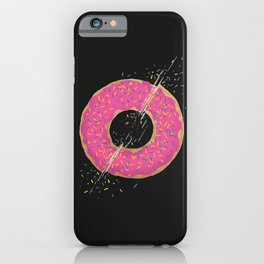 Donut Slices iPhone Case