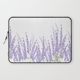 Lavender in the Field Laptop Sleeve