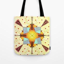 El sol canario Tote Bag