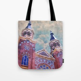 St. Mary's Catholic Church Tote Bag
