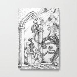 Graven Images - Pantheism Metal Print