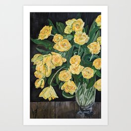 What a Rose Is Art Print