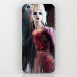 Caught in the Night iPhone Skin