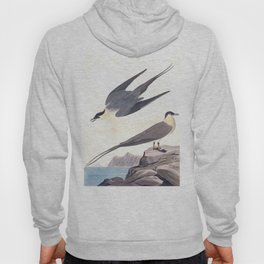 Arctic Yager Bird Hoody