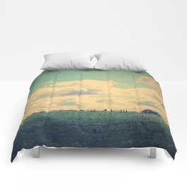 Country Sunday Comforters