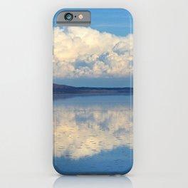 Salar de Uyuni, Salar de Tunupa, Bolivia iPhone Case